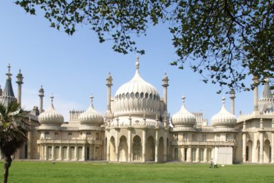 Brighton Royal Pavilion and Gardens