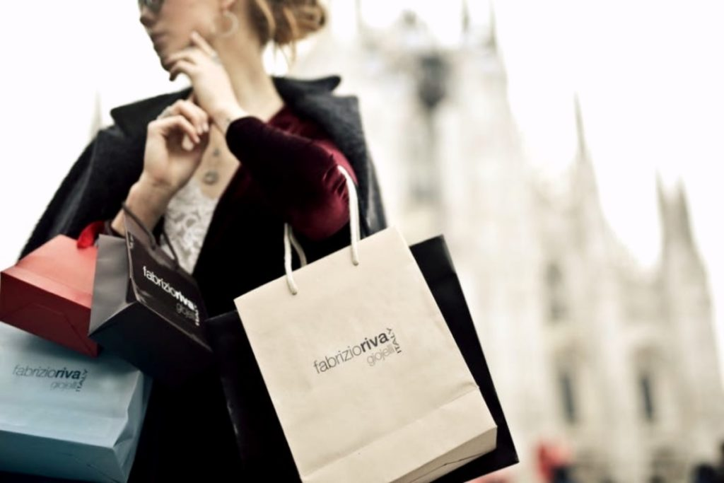 Brighton designer shopping