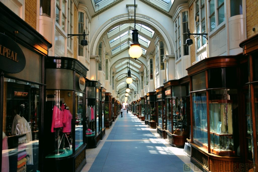 Burlington Arcade London