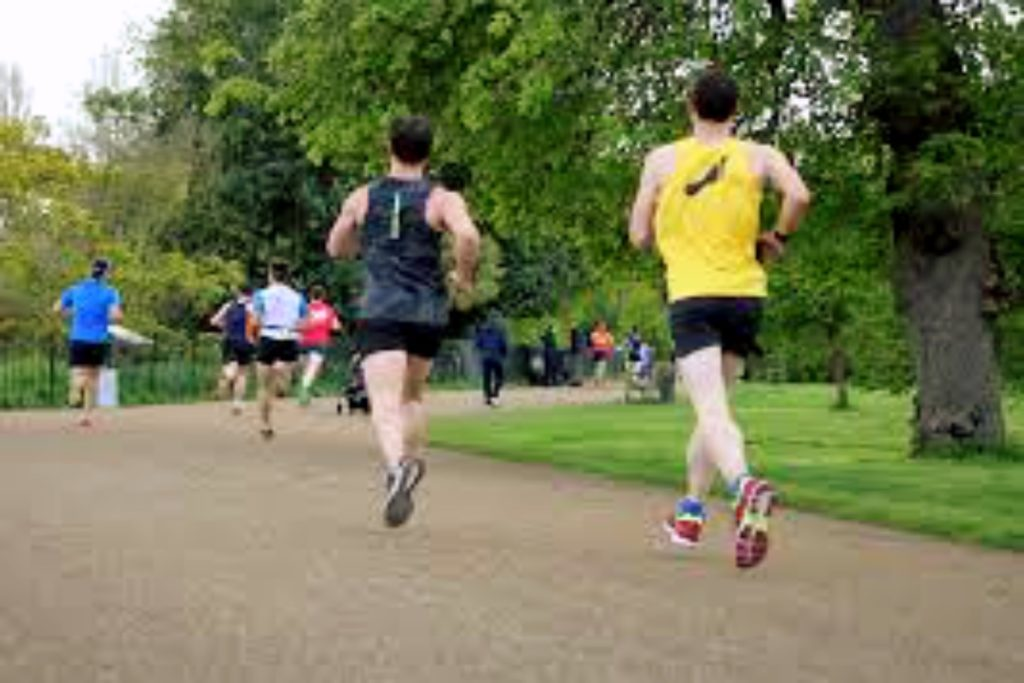 Come run with us and discover the many parks in London