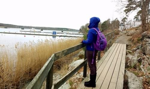 Get your camera ready on your day trip from Stockholm to Vaxholm. There are many pretty views